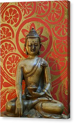 Buddha 2 Canvas Print by Edward Myers