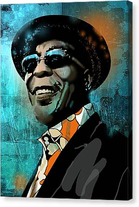 Buddy Guy Canvas Print by Paul Sachtleben