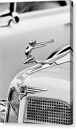 Buick Flying Lady Canvas Print by Tim Gainey