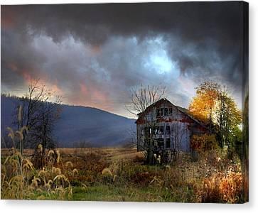 Built To Last Canvas Print by Lori Deiter
