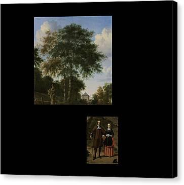 Bw 9 Van De Velde Canvas Print by David Bridburg