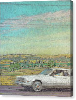 California Canvas Print by Tom Brooks