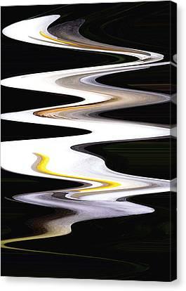 Calla River Canvas Print by Norman  Andrus