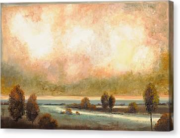 Calor Bianco Canvas Print by Guido Borelli