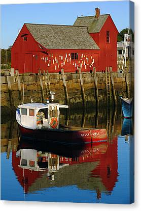 Cape Ann Photography Canvas Print by Juergen Roth