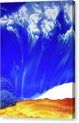 Cape Cod - Elements Canvas Print by Jurek Zamoyski