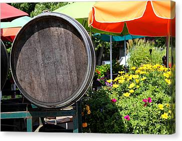 Cape May Winery Canvas Print by Brian Manfra