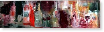 Captured In My Dream Canvas Print by Lisa Kaiser