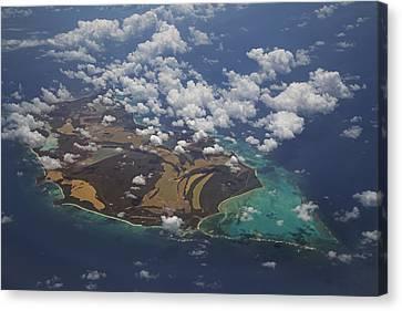 Caribbean High Canvas Print by Betsy Knapp