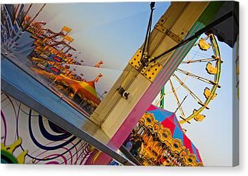 Carnival 1 Canvas Print by Skip Hunt