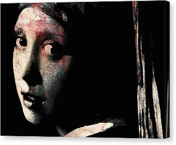 Catch Your Dreams Before The Slip Away Canvas Print by Paul Lovering