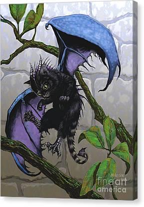 Catragon Canvas Print by Stanley Morrison