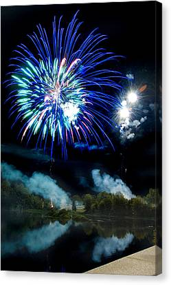 Celebration II Canvas Print by Greg Fortier