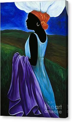 Celimene Canvas Print by Patricia Brintle