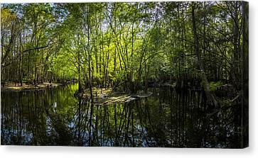 Center Island Canvas Print by Marvin Spates