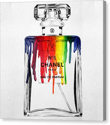 Chanel  Canvas Print by Mark Ashkenazi