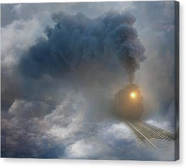 Changing Weather ... Canvas Print by Nataliorion
