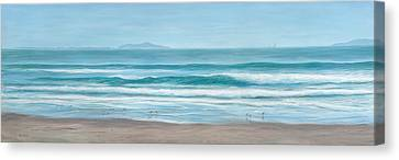 Channel Islands Canvas Print by Tina Obrien