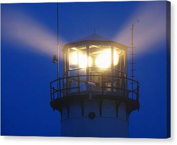 Chatham Light Canvas Print by Juergen Roth