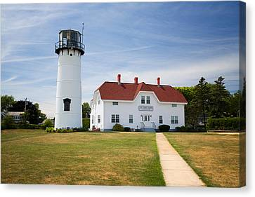 Chatham Lighthouse Canvas Print by Emmanuel Panagiotakis