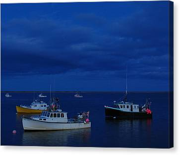 Chatham Pier Canvas Print by Juergen Roth
