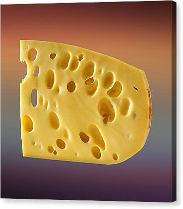 Cheese 1  Canvas Print by Movie Poster Prints