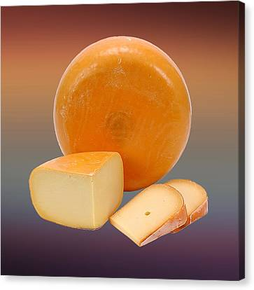 Cheese 2 Canvas Print by Movie Poster Prints