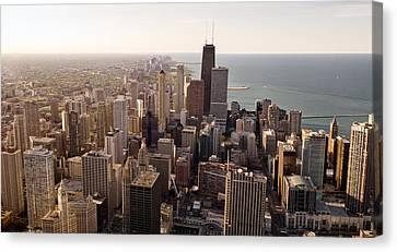 Chicago Canvas Print by Steve Gadomski
