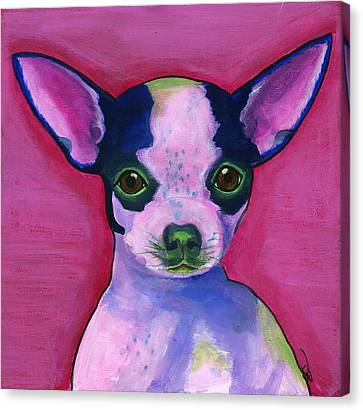 Chico Canvas Print by Debbie Brown