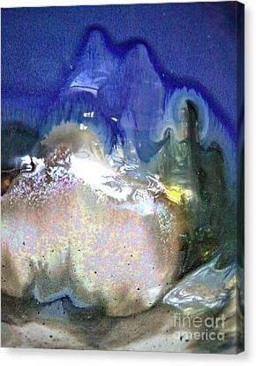 Chill Box Canvas Print by Xn Tyler