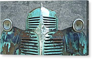 1940 Dodge Pickup Canvas Print by Randy Kaufman