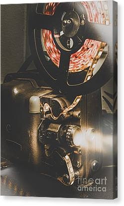 Classic Hollywood Films Canvas Print by Jorgo Photography - Wall Art Gallery