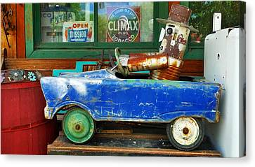 Climax Canvas Print by Skip Hunt