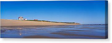 Coast Guard Beach Cape Cod National Canvas Print by Panoramic Images