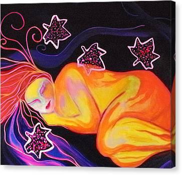 Cocoon  Canvas Print by Carolyn LeGrand