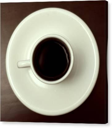 Coffee Canvas Print by John Gusky