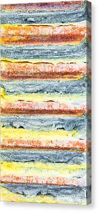Cog Canvas Print by Tom Gowanlock