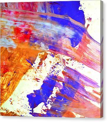 Color Me This Canvas Print by Susan Leggett