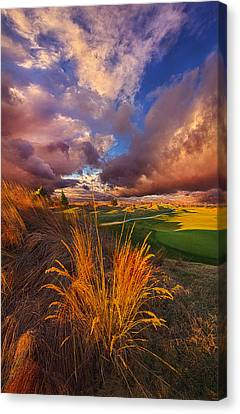 Come Dance With The West Wind Canvas Print by Phil Koch