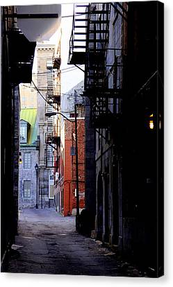Come Search For Me.  Canvas Print by Russell Styles