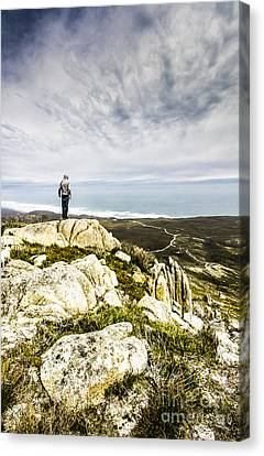 Conquering Trial Harbour Canvas Print by Jorgo Photography - Wall Art Gallery