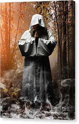 Contemplation Canvas Print by Stephen Smith