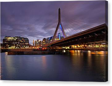 Converse Canvas Print by Juergen Roth