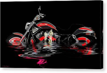 Cool It  Canvas Print by Wayne Bonney