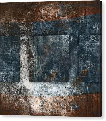 Copper Finish 1 Canvas Print by Carol Leigh