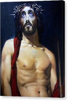 Coronation B Canvas Print by Valeriy Mavlo