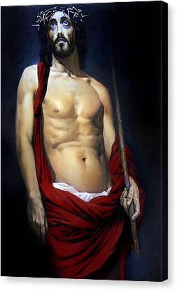 Coronation Canvas Print by Valeriy Mavlo