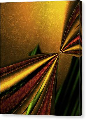 Counterpoint 1 Canvas Print by Vic Eberly