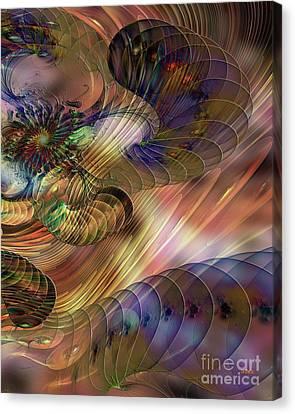 Counterpoint Canvas Print by John Robert Beck