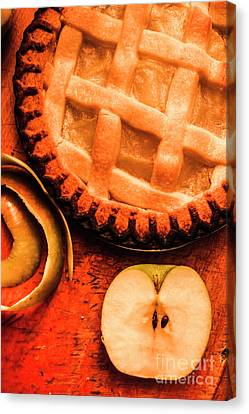 Country Style Baking Canvas Print by Jorgo Photography - Wall Art Gallery